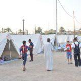 (الزمان) في مخيم للنازحين يضم 53 عائلة 7 شبان يتزوجون وعائلة تحتفل بتخرج إثنتين من بناتها الجامعيات بغداد- الزمان يجهل كثير من المتبرعين والراغبين بتقديم خدمة الى النازحين آليات القيام […]