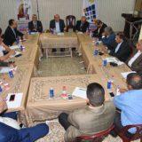 ضمن سلسلة لقاءات نظمها مركز عراقي خبراء وأكاديميون يناقشون أهمية بناء منظومة إعلامية ذات معايير مهنية بغداد – الزمان عقد المركز العراقي للتنمية الإعلامية اجتماعا تشاوريا لنخبة من الاعلاميين لمناقشة […]