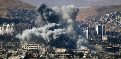 عشية مفاوضات جنيف:33 نازحاً قتيلاً ومعارك في جوبر