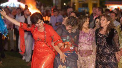 مدن كردستان تستقبل أبناء الجنوب للإحتفال بعيد نوروز