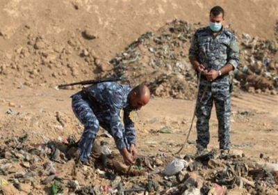 منظمة دولية تطالب العراق بعدم التسرع في انتشال الرفات من المقابر الجماعية