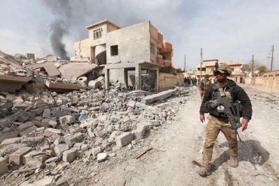 طيران الجيش لـ (الزمان): مصرع 2200 داعشي منذ عمليات أيمن الموصل