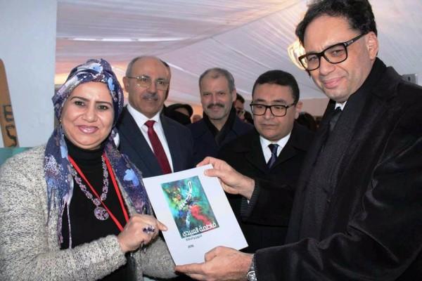 475a910c7e45f تونس تفتتح الدورة 17 لملتقى المبدعات العصاميات التشكيليات بمشاركة العراق