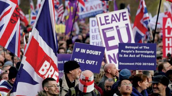 26eea38d9f18a العدل الأوروبية تقضي بحق بريطانيا التراجع عن الخروج من الاتحاد بشكل أحادي