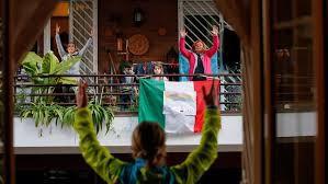 روسيا سترسل مساعدة علمية الى ايطاليا بعد أن اكتستحها اليوم 800 وفاة بكورونا